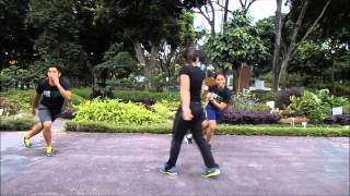 10-7-5 Fitness Workout \'\'Full Workout along Video\'\' (10 minutes Cardio Workout; very intense)
