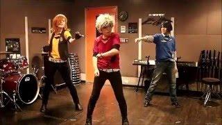 getlinkyoutube.com-【Stage☆ON】Dream more than Love踊ってみた【御曹司】