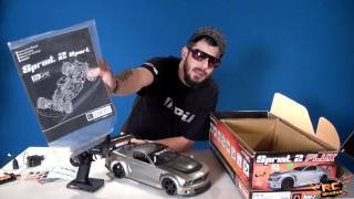 getlinkyoutube.com-RC ADVENTURES - HPI Sprint 2 Flux - 1/10th Scale Touring - I want to DRiFT Wit' It!