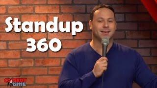 getlinkyoutube.com-Standup 360: Latinas! (Stand Up Comedy)