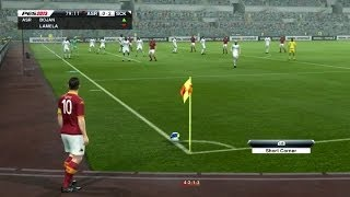 getlinkyoutube.com-PES 13 Master liga sa Romom ep.1 [Srpski Gameplay]