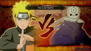 getlinkyoutube.com-Naruto Ultimate Ninja Storm 3 Naruto Vs Tobi S-Rank Legend (English)