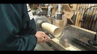 getlinkyoutube.com-Wood Turning - The Hope Pro Sander System