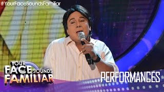 "Your Face Sounds Familiar: Eric Nicolas as Willie Revillame - ""Ikaw Na Nga"""