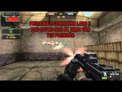Point Blank - Tutorial HeadShot com MP7 (@Lekki_MK)