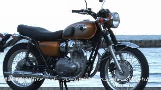 getlinkyoutube.com-Kawasaki W800 TEST RIDE MOVIE カワサキ W800 バイク試乗レビュー