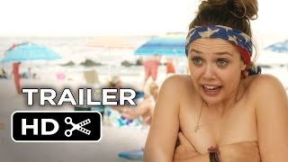 Very Good Girls Official Trailer #1 (2014) - Elizabeth Olsen, Dakota Fanning Movie HD width=