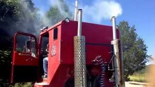 getlinkyoutube.com-Detroit diesel 6v71 cold start