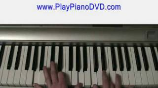 getlinkyoutube.com-How to Play What goes around by Justin Timberlake on Piano