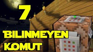 getlinkyoutube.com-Minecraft | BİLİNMEYEN KOMUTLAR | Denemek İster Misiniz?