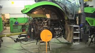 getlinkyoutube.com-Deutz Fahr - Traktoren Made in Germany