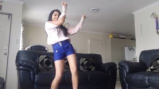 getlinkyoutube.com-Mind blowing Sweet & Sexy indian girl dance - CrazyGirlDance