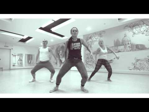 New Cuban Reggaeton routine by Inga Fominykh - Franco
