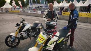 getlinkyoutube.com-BMW Motorrad Days 2016 - The new BMW G 310 R