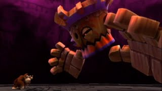 getlinkyoutube.com-Donkey Kong Country Returns - All Bosses