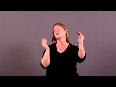 Christ Is Enough in ASL & CC by Rock Church Deaf Ministry