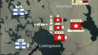 2. Weltkrieg - Der Winterkrieg (Sowjetunion-Finnland)