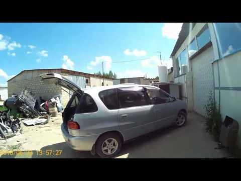 Замена стекла Toyota IPSUM