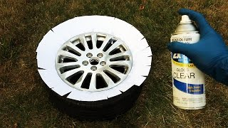 getlinkyoutube.com-How to Repair Rims with Curb Rash or Scratches