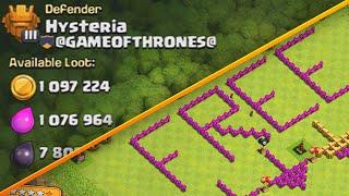 Clash of Clans – EPIC 2 MILLION LOOT TITAN LEAGUE RAID! Getting 100 Gems for FREE! (CoC Loot Raids)