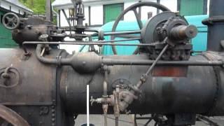 Lorenz Motor und Floether Lokomobil
