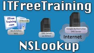 getlinkyoutube.com-NSLookup