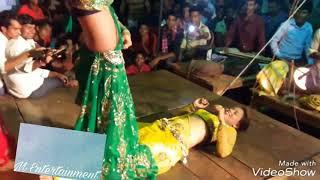 Desi nach dance in village  bhojpuri hot orkestra