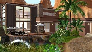 getlinkyoutube.com-The Sims 3 - House Building - Woodgate 39