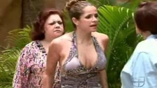 Valeria - Pelea entre Lolita,Hipolita y Teresa