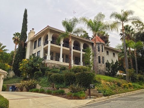 Redlands Luxury Homes for Sale  - High End Real Estate which need updating or to be flipped - Long