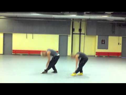 Lady Gaga - Judas choreography by Filip and Joelle part II