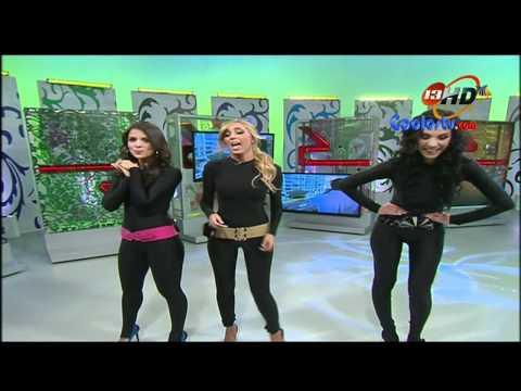 Shanik Aspe Adianez Ivette Hernandez Spandex HD