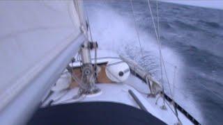getlinkyoutube.com-Sailing Southampton to Skye - drama on high seas