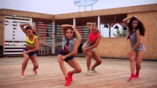 "getlinkyoutube.com-Major Lazer - ""Watch out for this"" dance super video by DHQ Fraules"