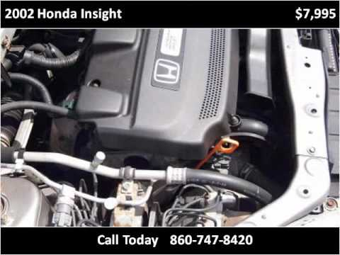 2002 honda insight problems online manuals and repair. Black Bedroom Furniture Sets. Home Design Ideas