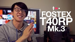 getlinkyoutube.com-LLAT: Fostex T40RP Mk.3 First Impressions Review
