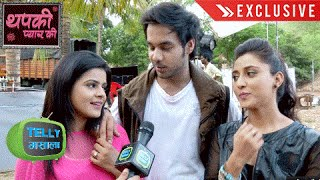 getlinkyoutube.com-Thapki Feels Jealous Of Bihaan & Aditi's Closeness | Thapki Pyar Ki | Colors
