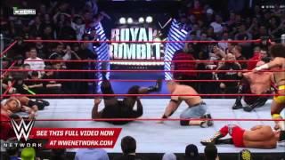WWE John Cena  returns Royal Rumble 2008