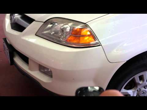 Acura MDX Remote Start!