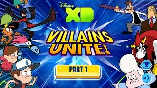 getlinkyoutube.com-Disney XD Villains Unite (Walkthrough, Gameplay) - Part 1