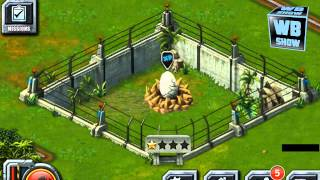 getlinkyoutube.com-Jurassic Park Builder - Carnotaurus [Jurassic Park] [Limited]