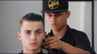 getlinkyoutube.com-Corte de Cabello para hombre 2015 // Haircut Man 2015