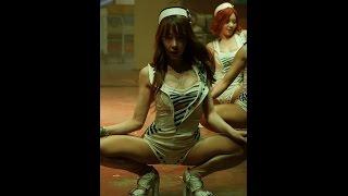 getlinkyoutube.com-[직캠/Fancam] 150403 밤비노(BAMBINO) (다희) 댄스공연 레인보우블랙-차차 by 익명제공 @ 전북대