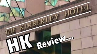 getlinkyoutube.com-Kimberley Hotel Hong Kong | Review