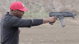 getlinkyoutube.com-CZ Scorpion EVO 3 S1 Pistol Review