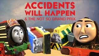 getlinkyoutube.com-Thomas & Friends: Accidents Will Happen + The Not So Grand Prix | Thomas & Friends