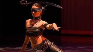 "getlinkyoutube.com-Irina Akulenko - ""Justice"" from ""Tarot - Fantasy Belly Dance"" DVD - WorldDanceNewYork.com"