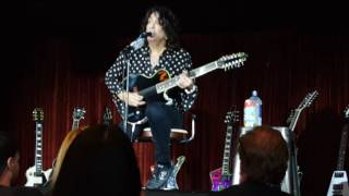getlinkyoutube.com-Kiss Kruise VI Paul Stanley Acoustic - Hold Me Touch Me