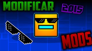 getlinkyoutube.com-Como Modificar Geometry Dash, Personajes, Musica, Naves a tu Gusto! PC MODS! 2015