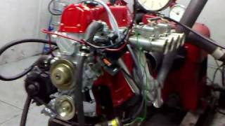getlinkyoutube.com-Big Bore Datsun L Series Engine Engine Dyno